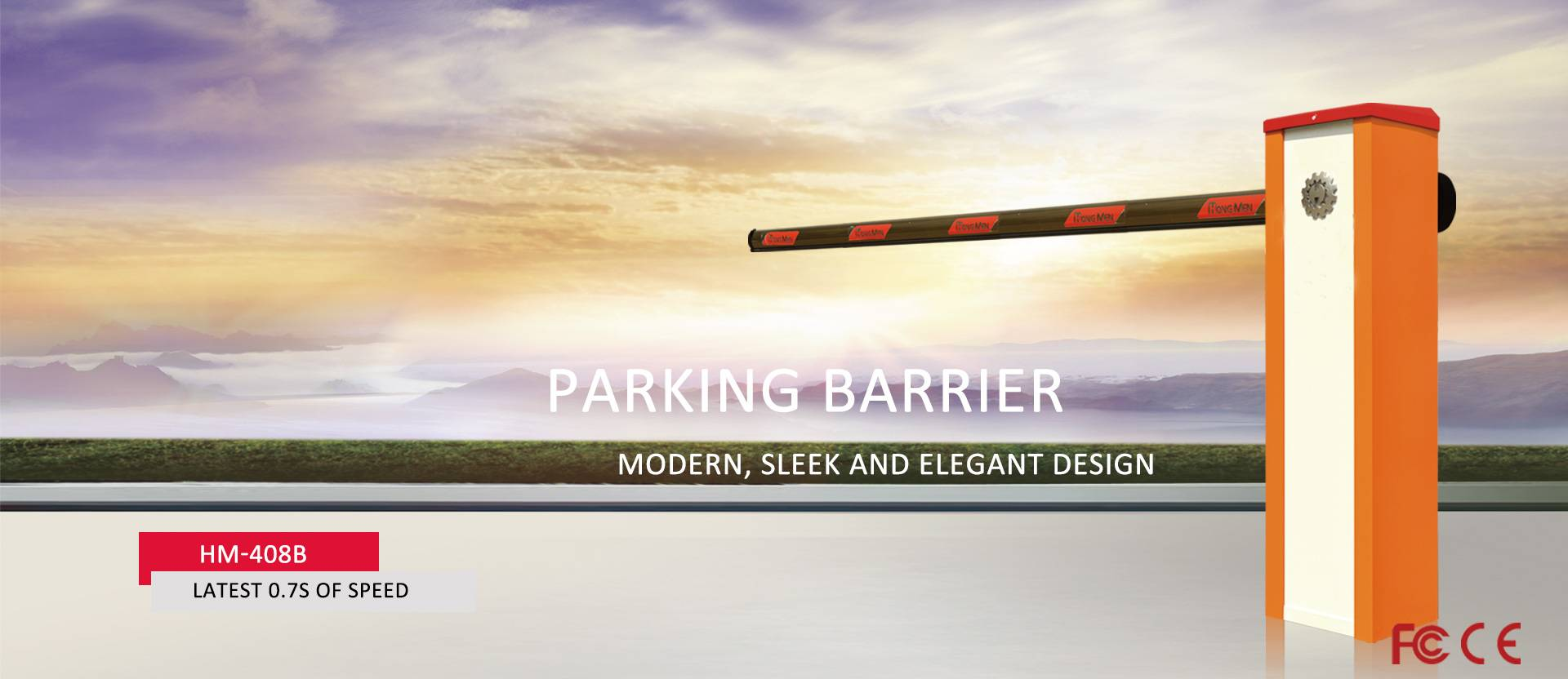 HM-PARKING BARRIER